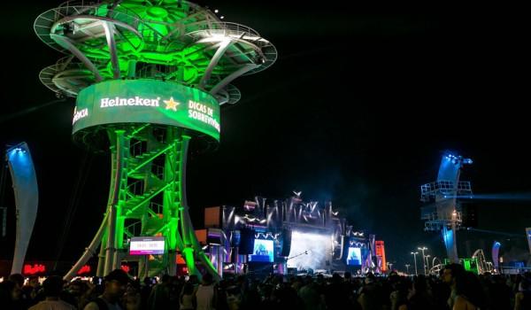 Heineken no Rock in Rio 2019
